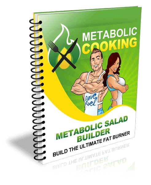 Metabolic Salad Builder and Metabolicious Dressing