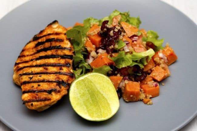 Chicken Metabolic Cook Book Content