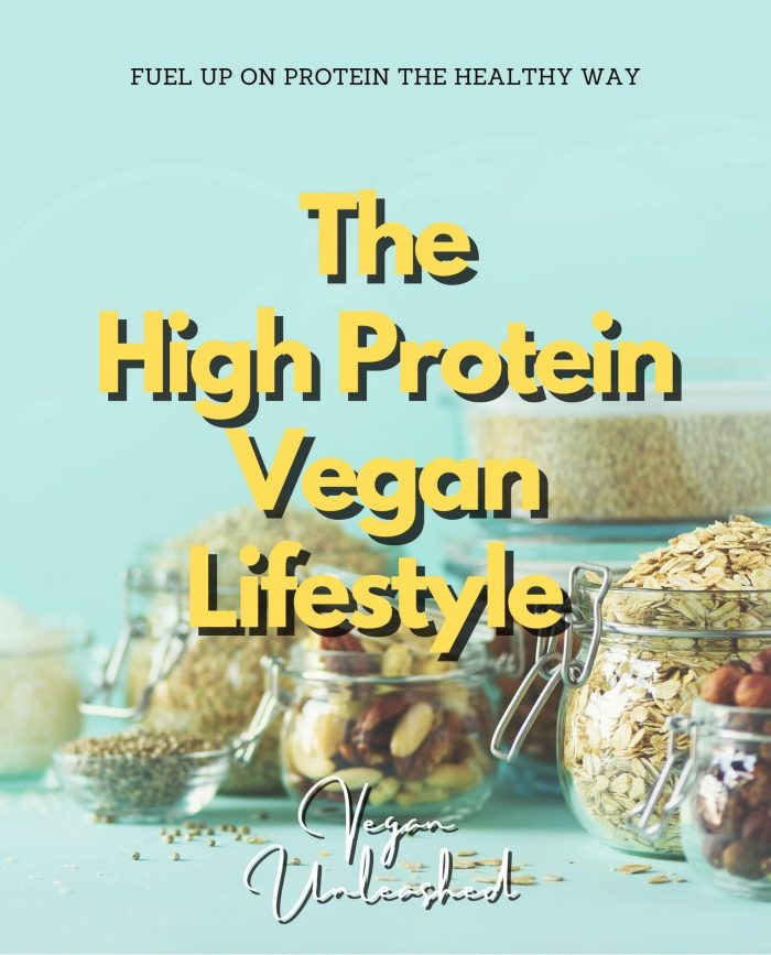 high protein vegan lifestyle book review