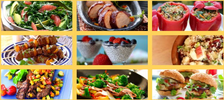 Metabolic Cooking Book - Cooked Meals Photo