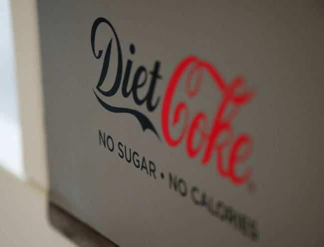 no sugar drinks diet sodas