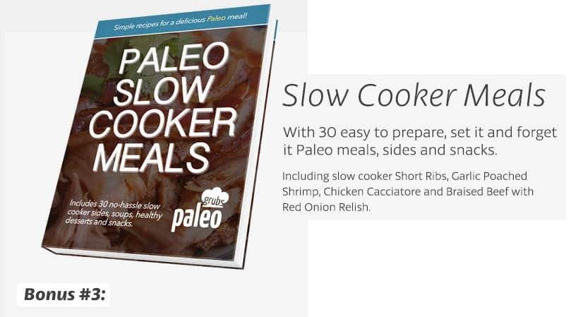 Slow Cooker Meals Bonus