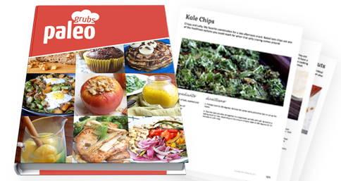 paleo grubs cookbook review