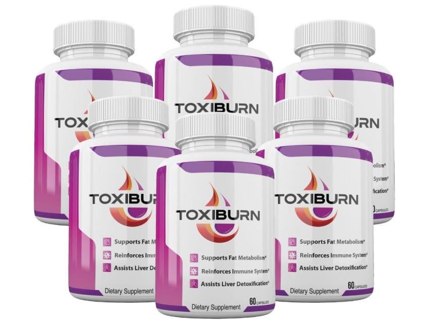 toxiburn overview